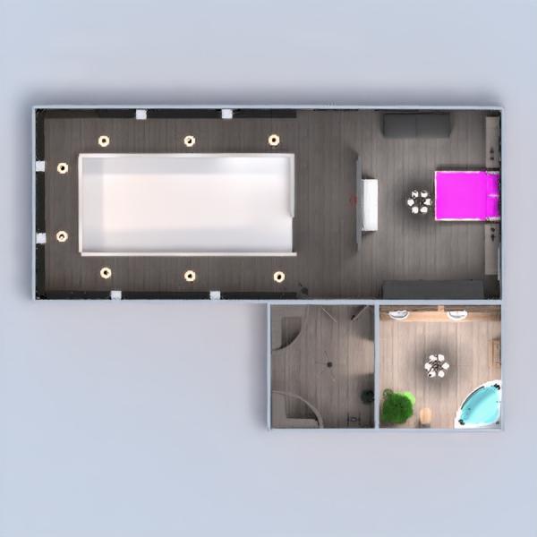 floorplans apartamento bricolaje dormitorio salón cocina iluminación hogar comedor arquitectura trastero estudio descansillo 3d