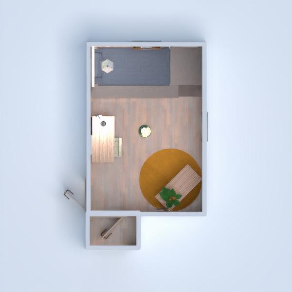 floorplans bricolaje dormitorio habitación infantil trastero 3d