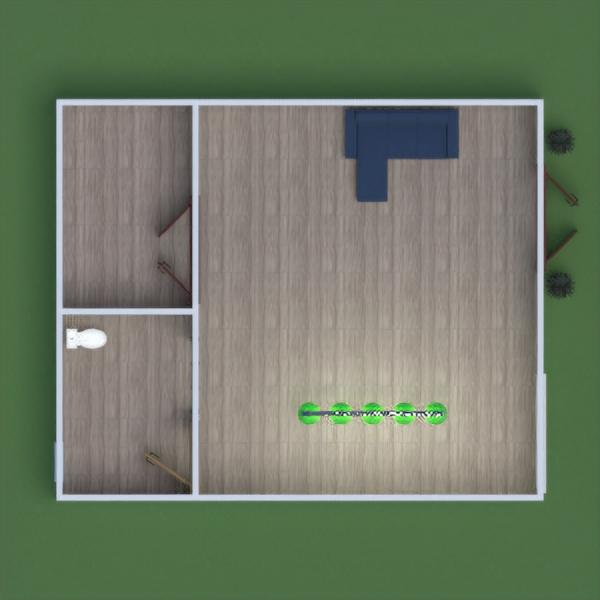 floorplans entrée 3d