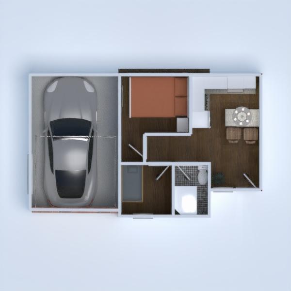 floorplans house bathroom bedroom garage kitchen 3d