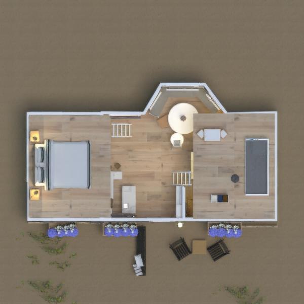 floorplans haus mobiliar dekor küche outdoor 3d