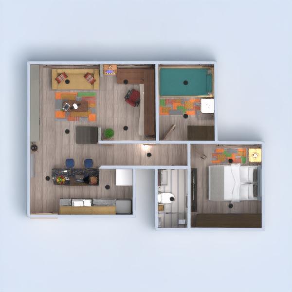 floorplans wohnung architektur 3d