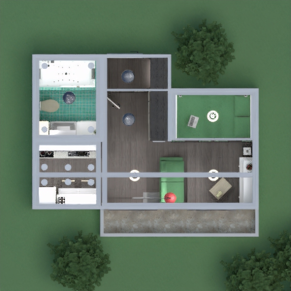 floorplans wohnung dekor do-it-yourself haushalt studio 3d