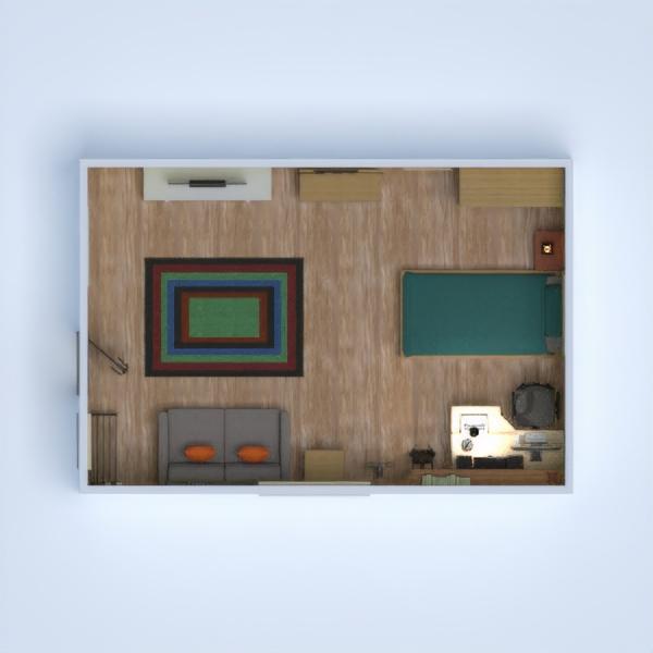 floorplans faça você mesmo dormitório 3d