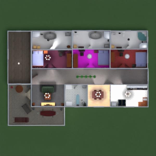 floorplans decor landscape architecture 3d
