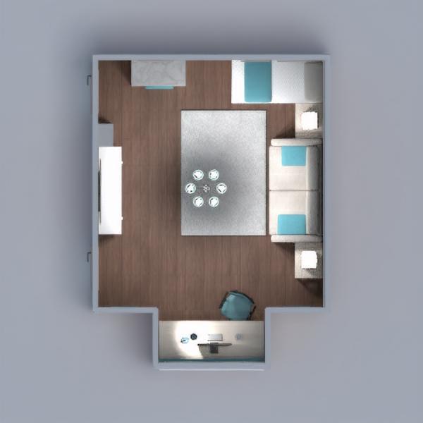 floorplans mieszkanie dom meble wystrój wnętrz zrób to sam pokój dzienny biuro oświetlenie remont gospodarstwo domowe architektura przechowywanie 3d
