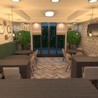 floorplans angolo fai-da-te caffetteria architettura 3d