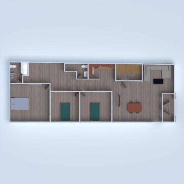 планировки дом мебель декор сделай сам ванная 3d