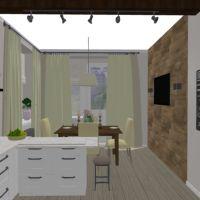 планировки квартира дом кухня освещение ремонт столовая 3d