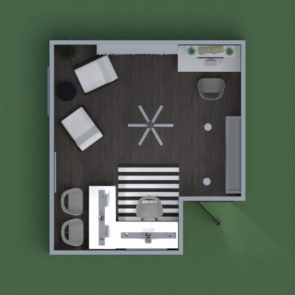 floorplans office lighting 3d