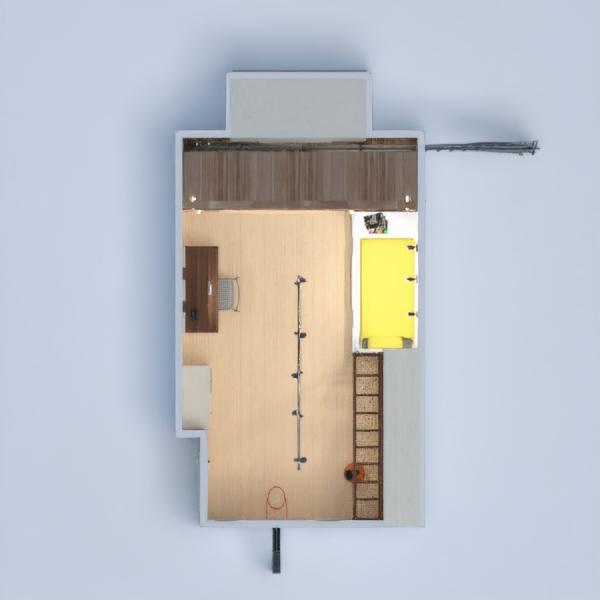floorplans apartamento casa muebles decoración dormitorio habitación infantil iluminación reforma estudio 3d