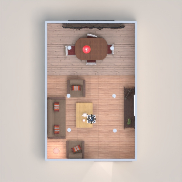 floorplans meble zrób to sam pokój dzienny oświetlenie jadalnia 3d