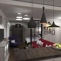floorplans wohnung mobiliar dekor do-it-yourself schlafzimmer wohnzimmer küche beleuchtung renovierung haushalt esszimmer architektur lagerraum, abstellraum studio eingang 3d
