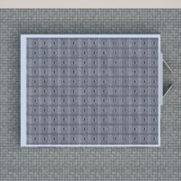 planos apartamento muebles decoración iluminación comedor 3d