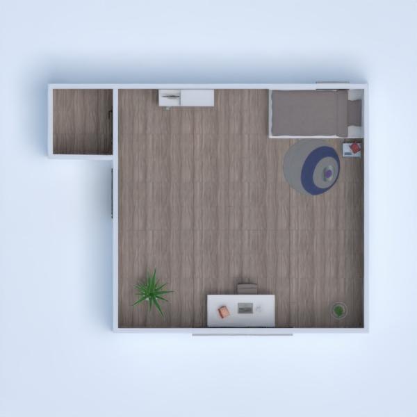 floorplans dom wystrój wnętrz sypialnia pokój diecięcy 3d