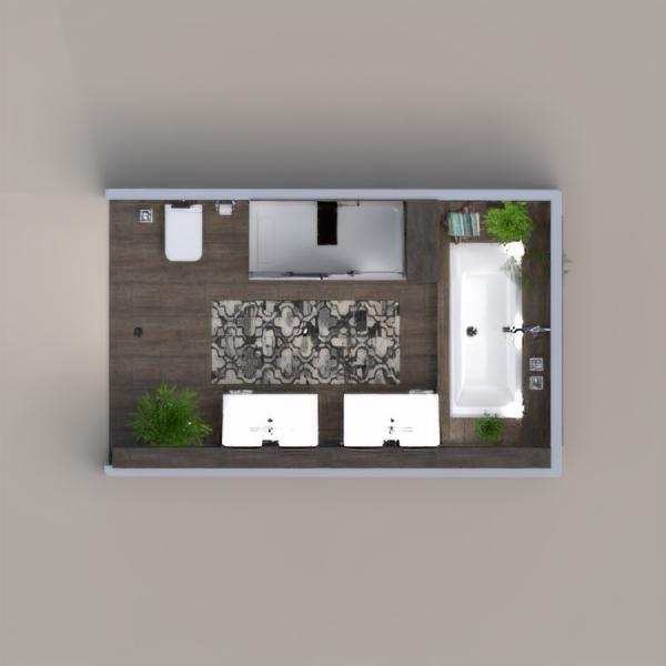floorplans cuarto de baño 3d