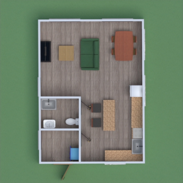 floorplans haus mobiliar dekor badezimmer 3d