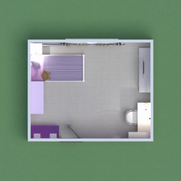 floorplans camera da letto cameretta famiglia architettura 3d