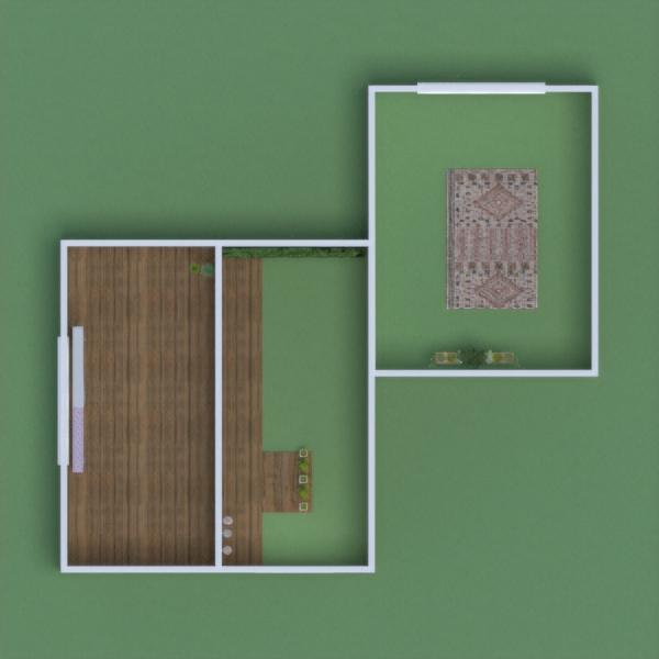 floorplans wystrój wnętrz łazienka sypialnia pokój dzienny kuchnia 3d
