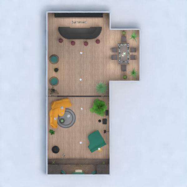 floorplans casa iluminação reforma 3d