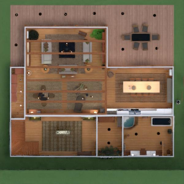 floorplans casa muebles decoración bricolaje cuarto de baño dormitorio salón cocina exterior habitación infantil iluminación reforma paisaje hogar comedor trastero descansillo 3d