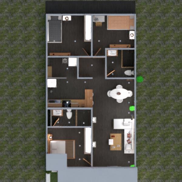 floorplans appartement maison décoration extérieur architecture 3d