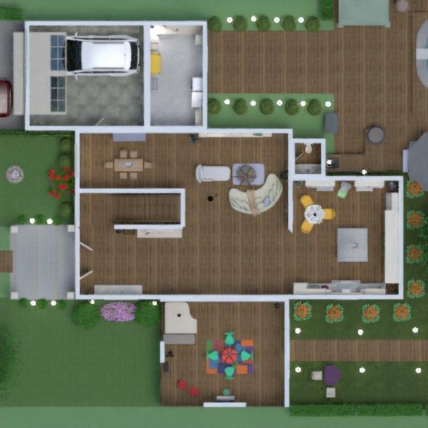 floorplans casa habitación infantil hogar 3d