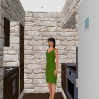 floorplans furniture diy kitchen lighting 3d