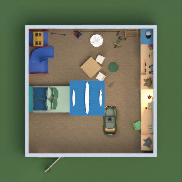 floorplans детская 3d