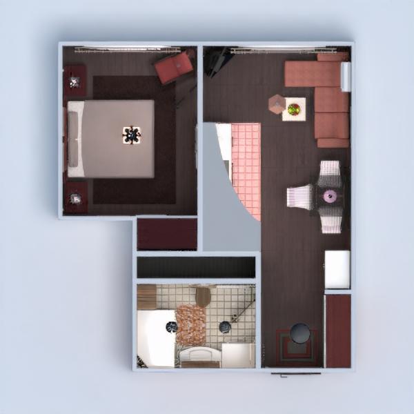 floorplans apartment furniture decor bathroom bedroom living room kitchen lighting renovation household dining room storage studio entryway 3d