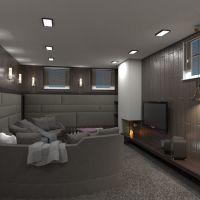 floorplans apartamento casa mobílias quarto iluminação reforma despensa 3d