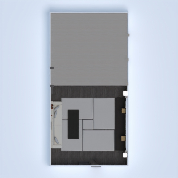 floorplans appartement meubles diy salon 3d