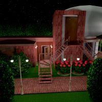 floorplans namas terasa baldai dekoras pasidaryk pats vonia miegamasis svetainė virtuvė apšvietimas kraštovaizdis prieškambaris 3d