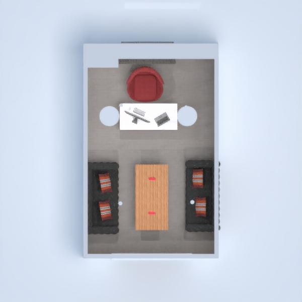 planos casa despacho 3d