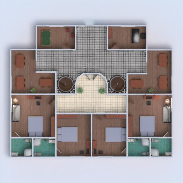 floorplans architettura 3d