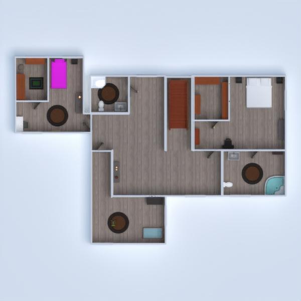 floorplans casa muebles cuarto de baño dormitorio salón cocina exterior habitación infantil despacho hogar comedor 3d