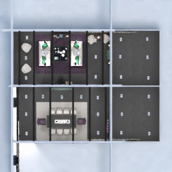 floorplans casa mobílias decoração quarto cozinha sala de jantar 3d