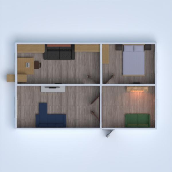 floorplans meubles 3d