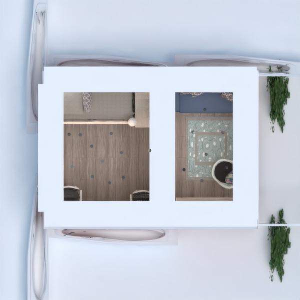 floorplans apartamento casa muebles decoración dormitorio habitación infantil iluminación reforma trastero 3d