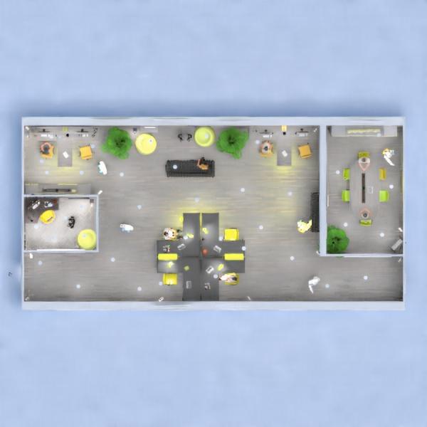 floorplans office lighting renovation storage entryway 3d