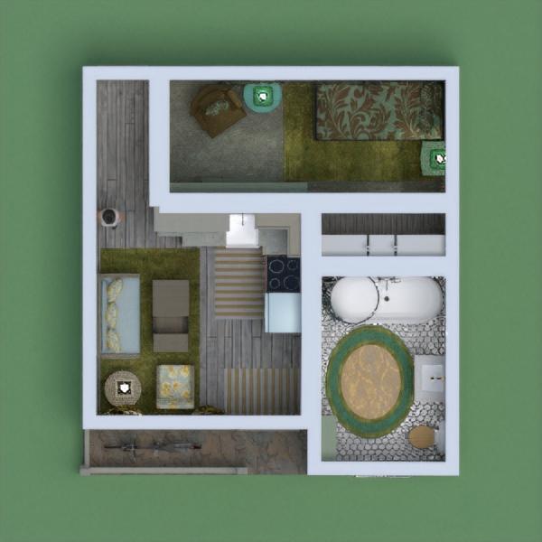 floorplans casa decoración reforma 3d