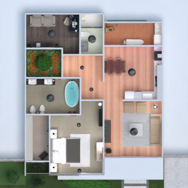 planos casa muebles decoración cuarto de baño salón cocina exterior despacho iluminación paisaje comedor arquitectura descansillo 3d