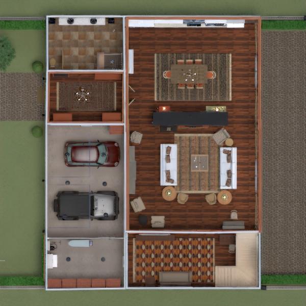 floorplans casa muebles decoración cuarto de baño dormitorio salón garaje cocina exterior habitación infantil despacho iluminación paisaje hogar comedor arquitectura trastero descansillo 3d