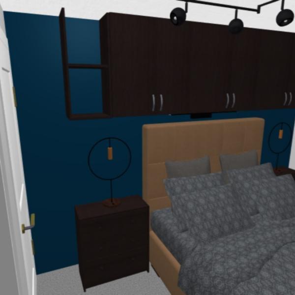 floorplans casa decorazioni angolo fai-da-te camera da letto ripostiglio 3d