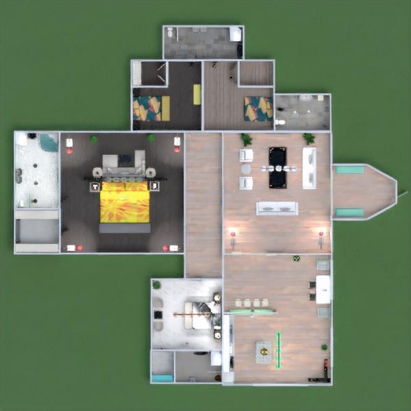 floorplans дом архитектура 3d