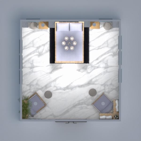 floorplans bedroom living room 3d