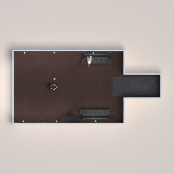 floorplans décoration bureau studio 3d