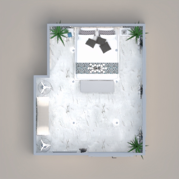 планировки мебель декор спальня освещение 3d