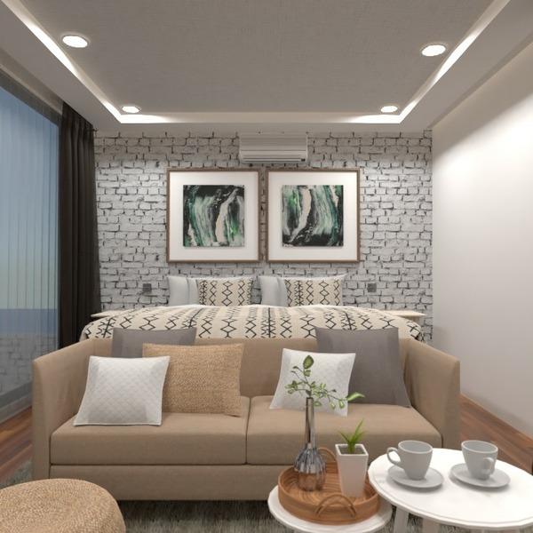 floorplans dom meble wystrój wnętrz sypialnia architektura 3d