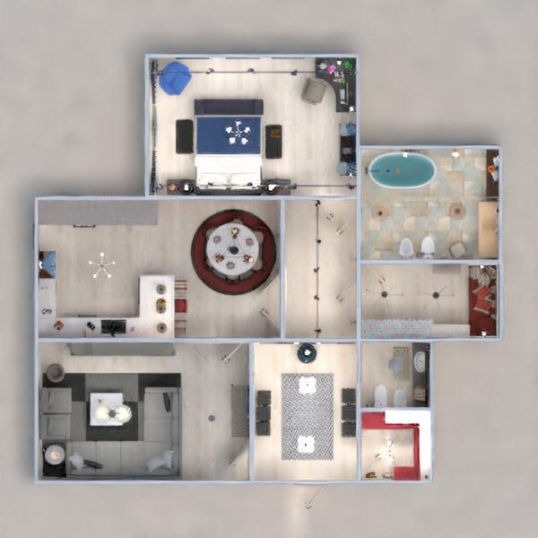 floorplans casa mobílias decoração faça você mesmo casa de banho dormitório quarto cozinha escritório iluminação reforma utensílios domésticos cafeterias sala de jantar arquitetura despensa patamar 3d